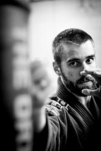Beau Chevassus fighting - Christian Martial Art - Kalos Agon