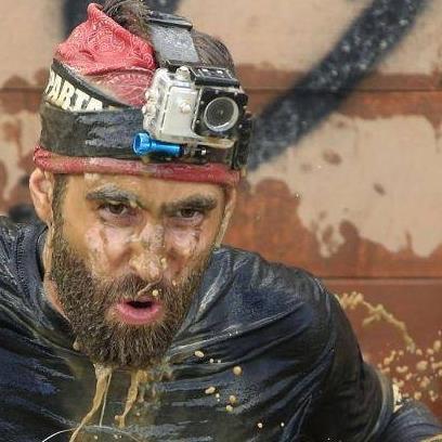 """""""Rabbit Cam"""" videographer for NBC Sport's Spartan Race"""