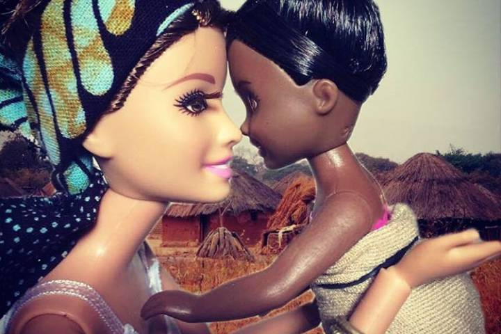 barbie volunteerism toxic short terms missions