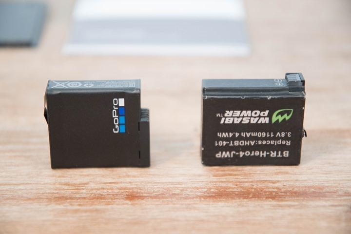 go pro batteries