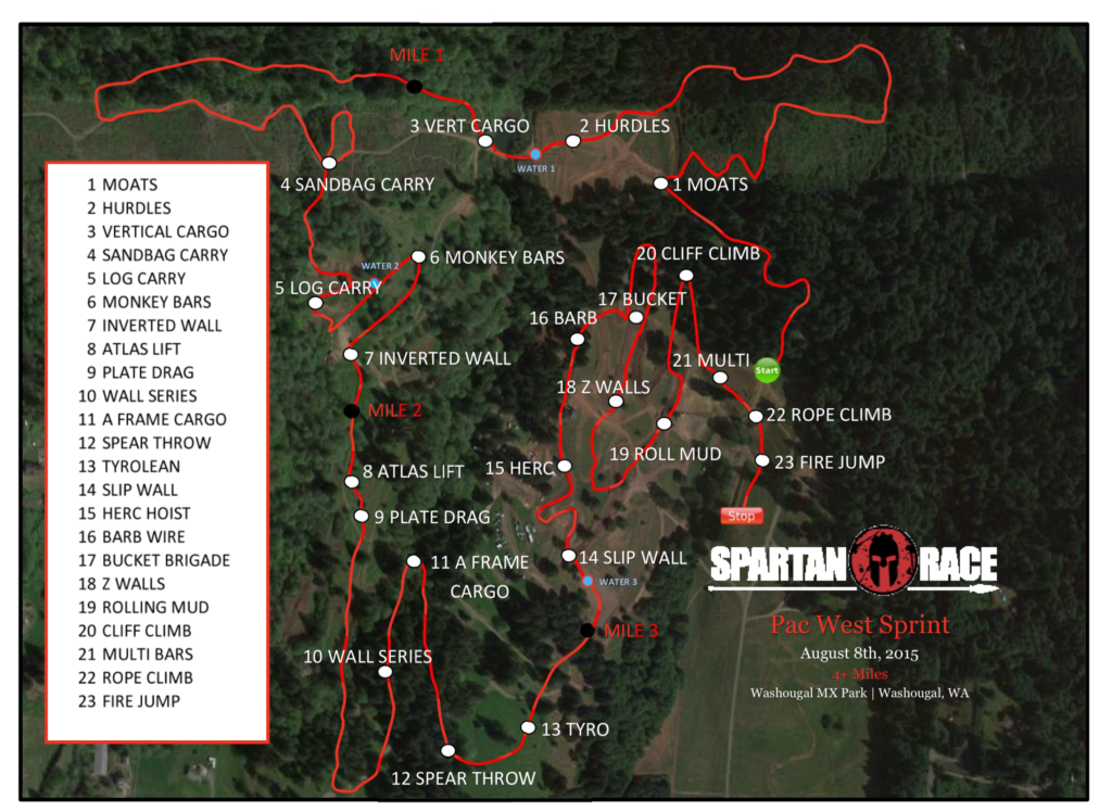 spartan race map washougal 2015