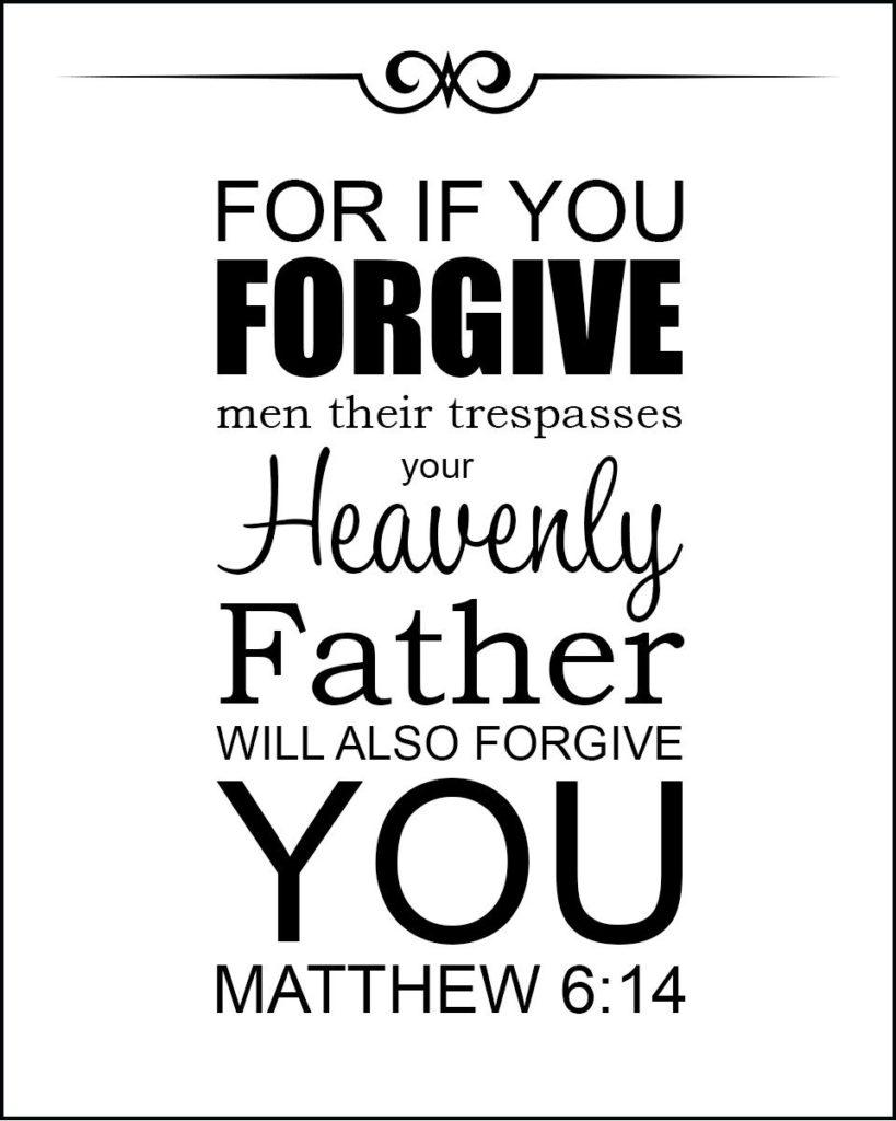 forgive others as jesus forgives you