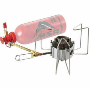 MSR Dragonfly stove best stove for mountaineering
